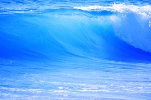 wave wallpaper free