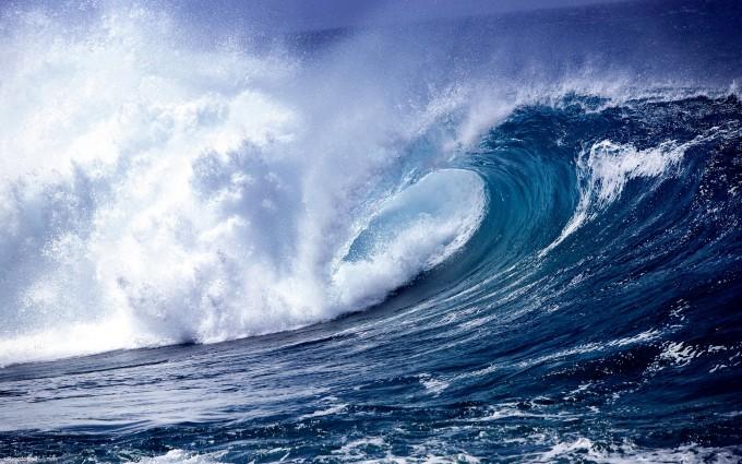 wave wallpaper hd