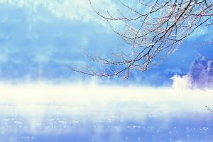 winter background for desktop