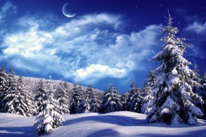 winter backgrounds for desktop
