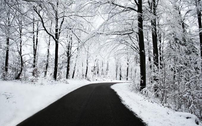 winter scenes wallpapers