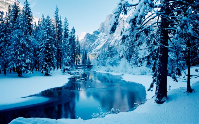 winter wallpaper for desktop
