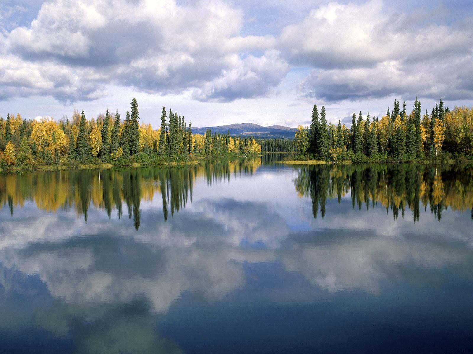yukon wallpaper lake