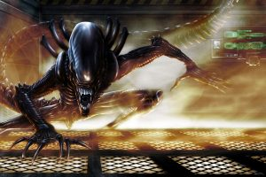 alien isolation wallpaper HD