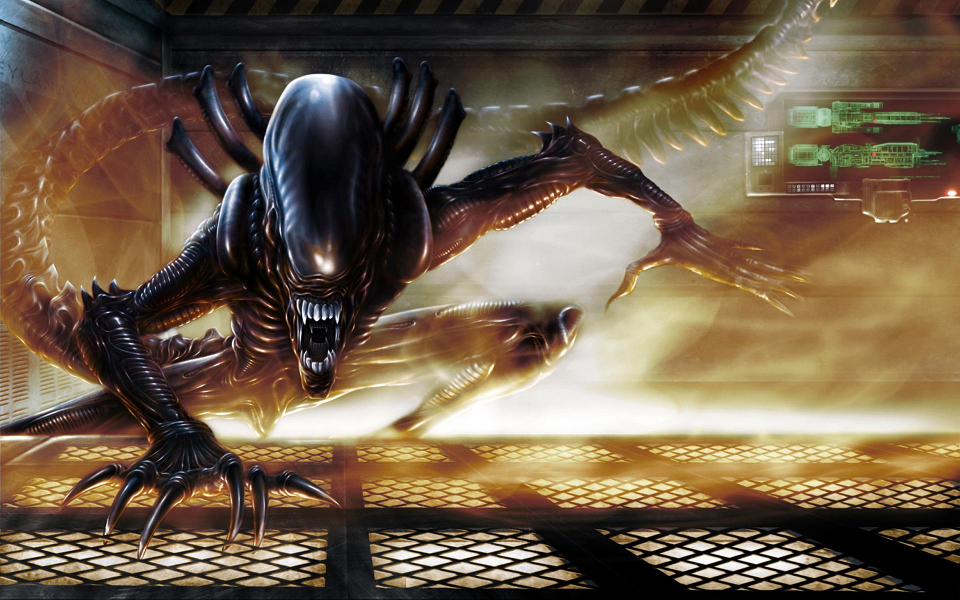 alien isolation wallpaper HD