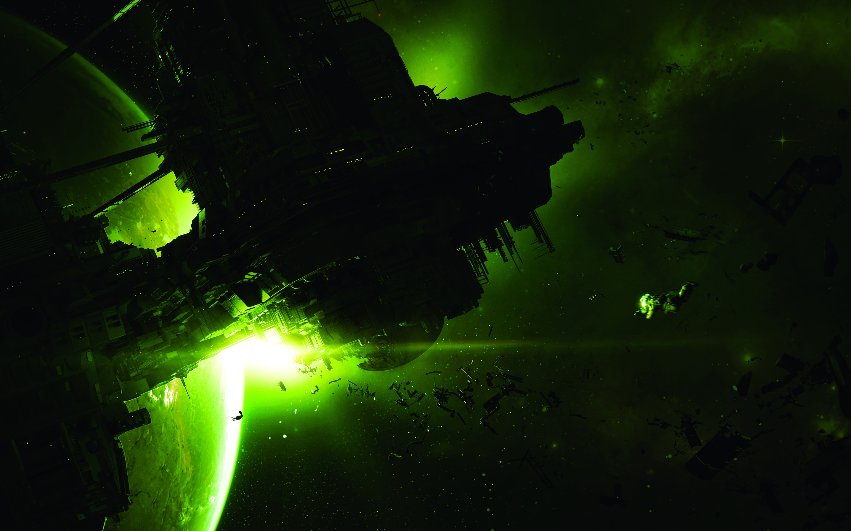 alien isolation wallpaper