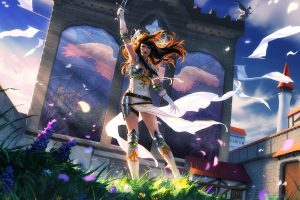 angelic destiny magic the gathering