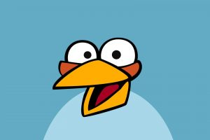 angry bird wallpaper hd