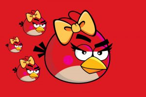 angry bird wallpapers