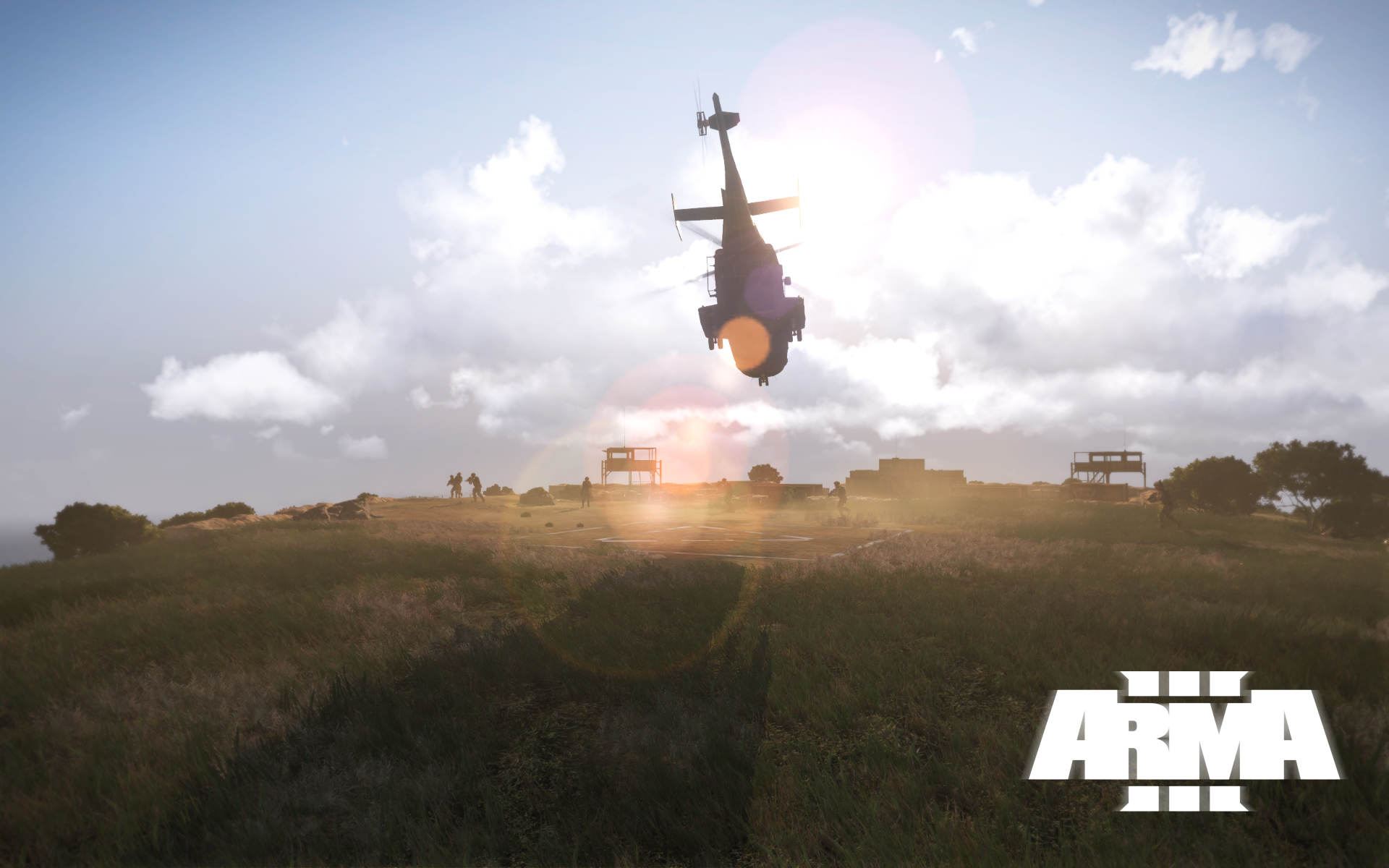 arma 3 wallpape HD