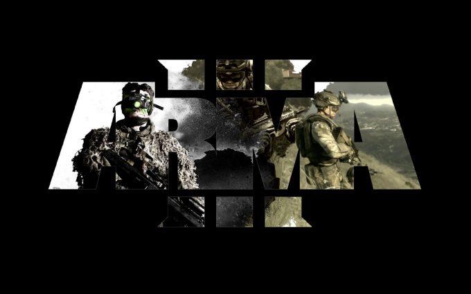 arma 3 wallpaper game