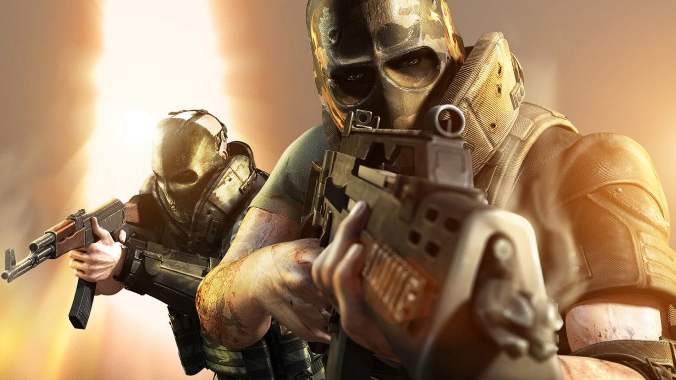 army of two HD