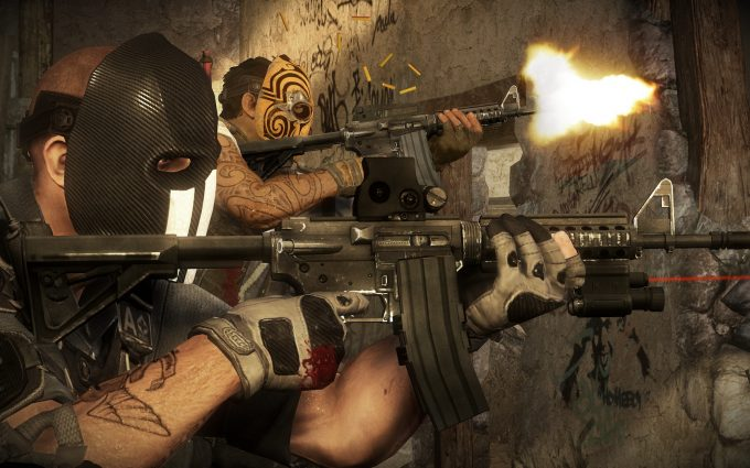army of two pictures