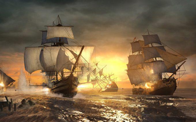 assassins creed 3 naval