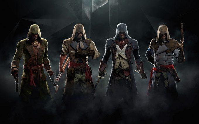 assassins creed desktop wallpaper