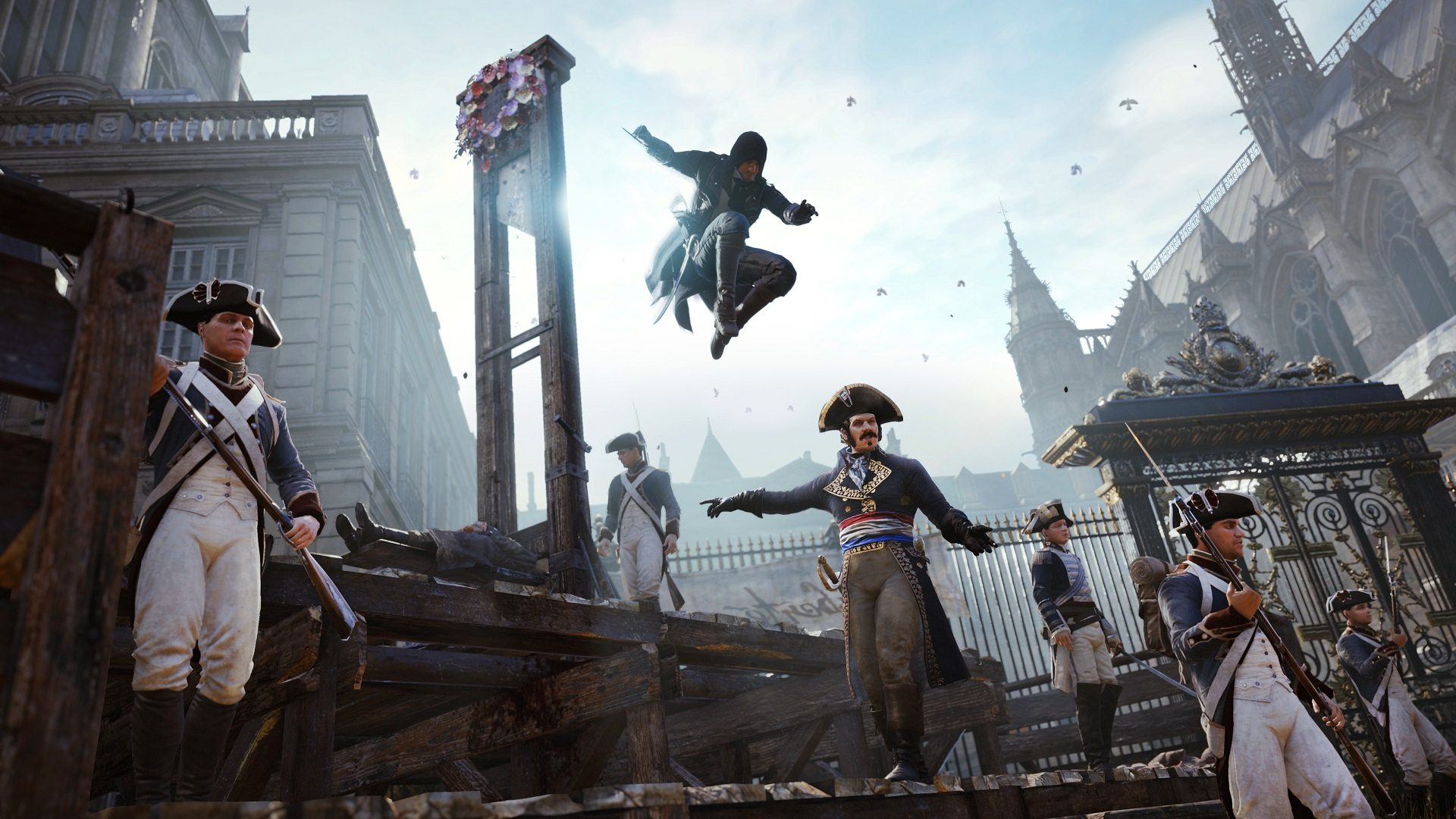 assassins creed unity hd