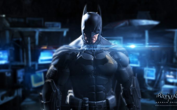 batman arkham origins game