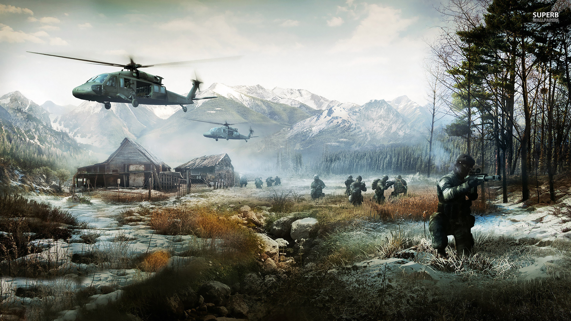 battlefield wallpaper A1