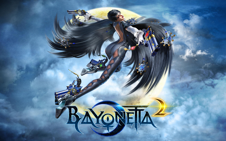bayonetta 2 game