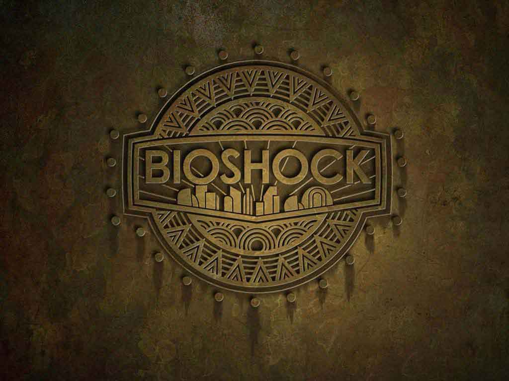 bioshock infinite wallpaper  logo