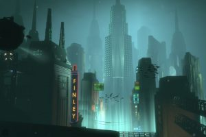 bioshock rapture wallpaper A1