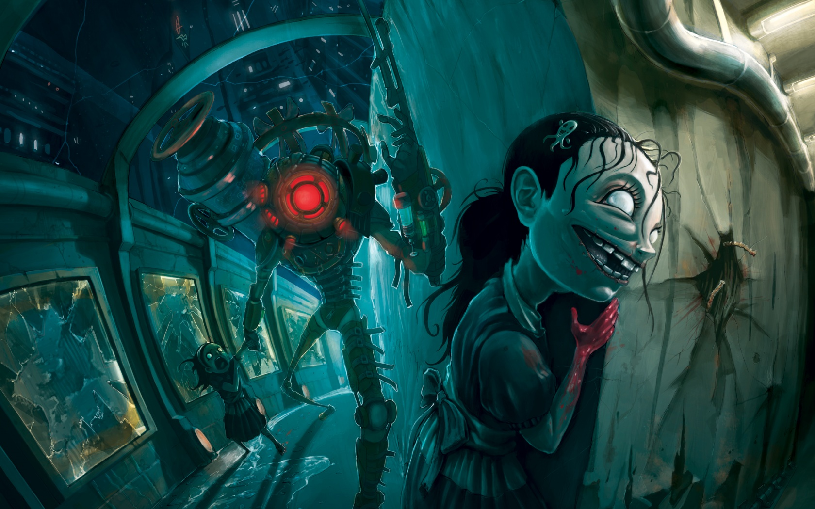bioshock rapture wallpaper A2