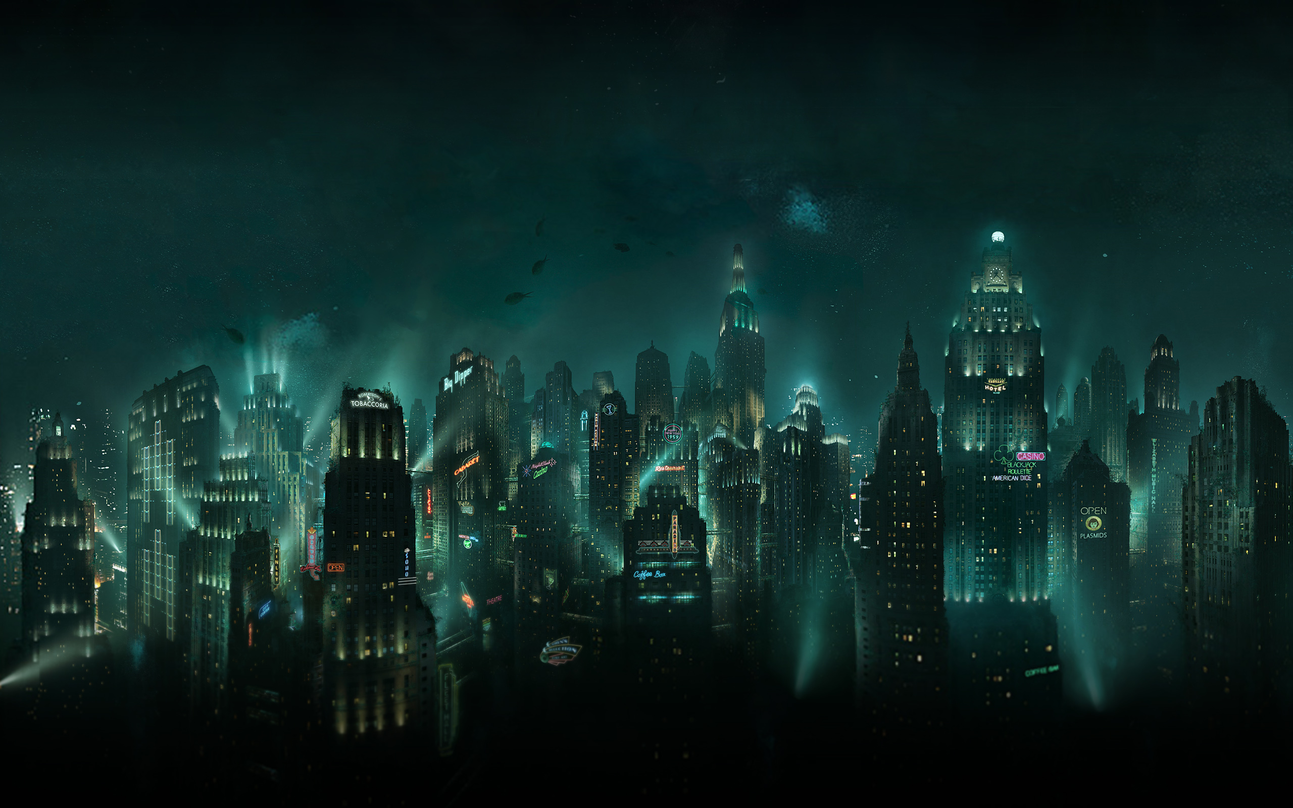 bioshock rapture wallpaper A3