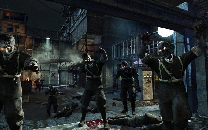 black ops 2 zombie wallpaper