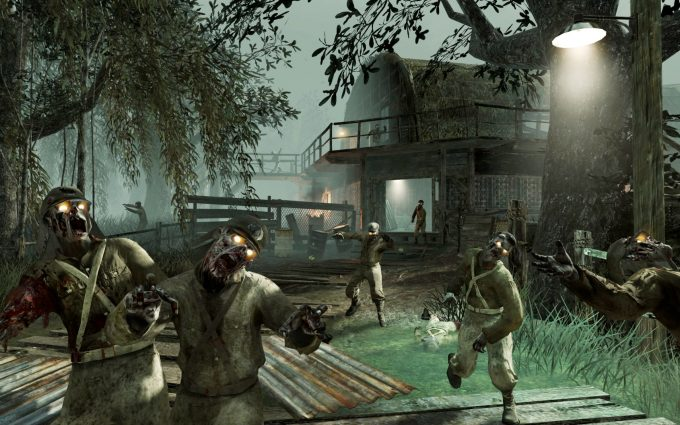 black ops zombies wallpaper  A2