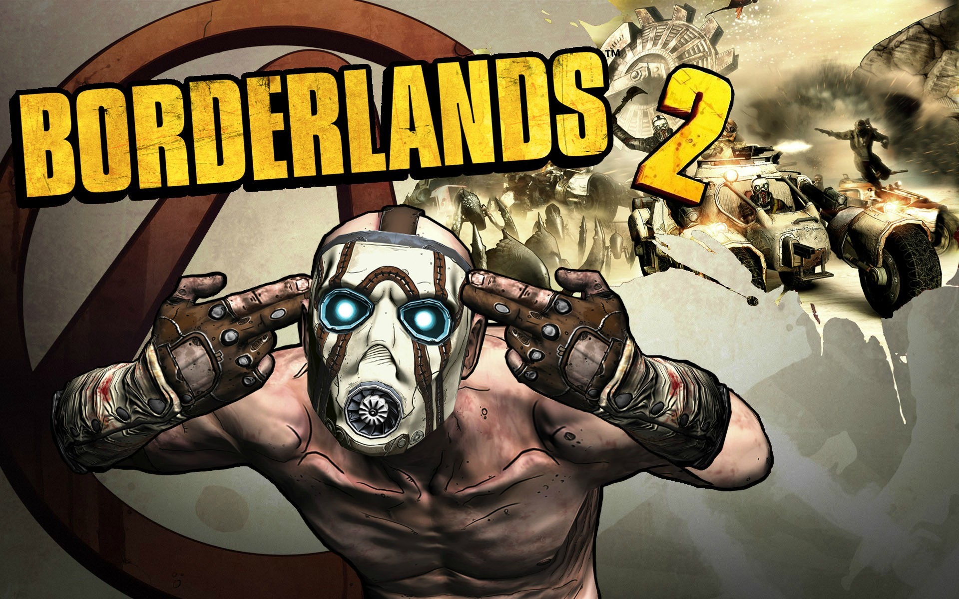 Borderlands 2 Wallpaper A5 - HD Desktop Wallpapers