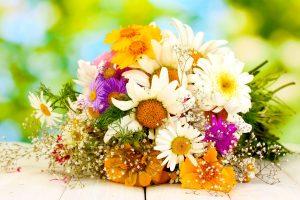 bouquet flowers A2