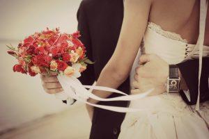 bouquet flowers wedding