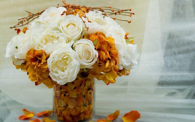 bouquet flowers wedding love