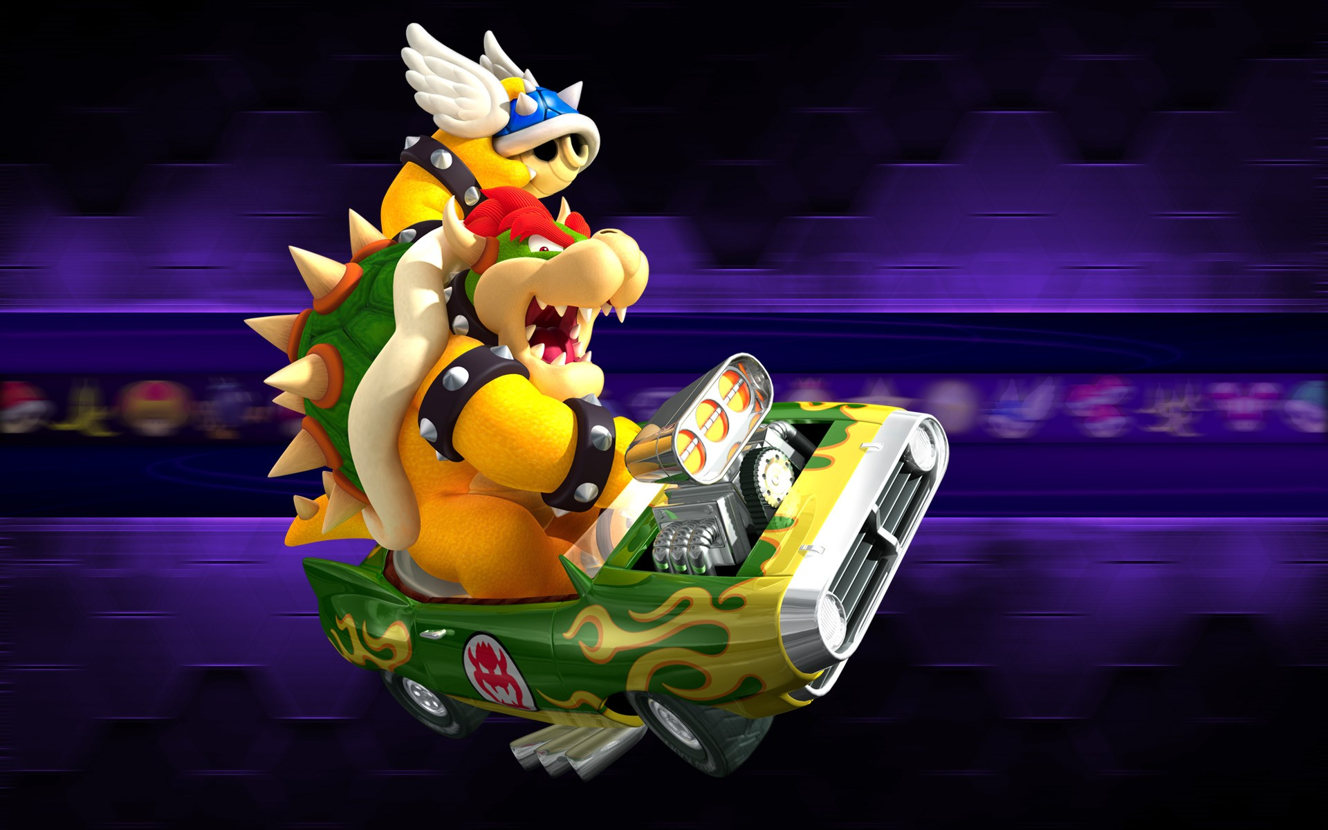 bowser wallpaper