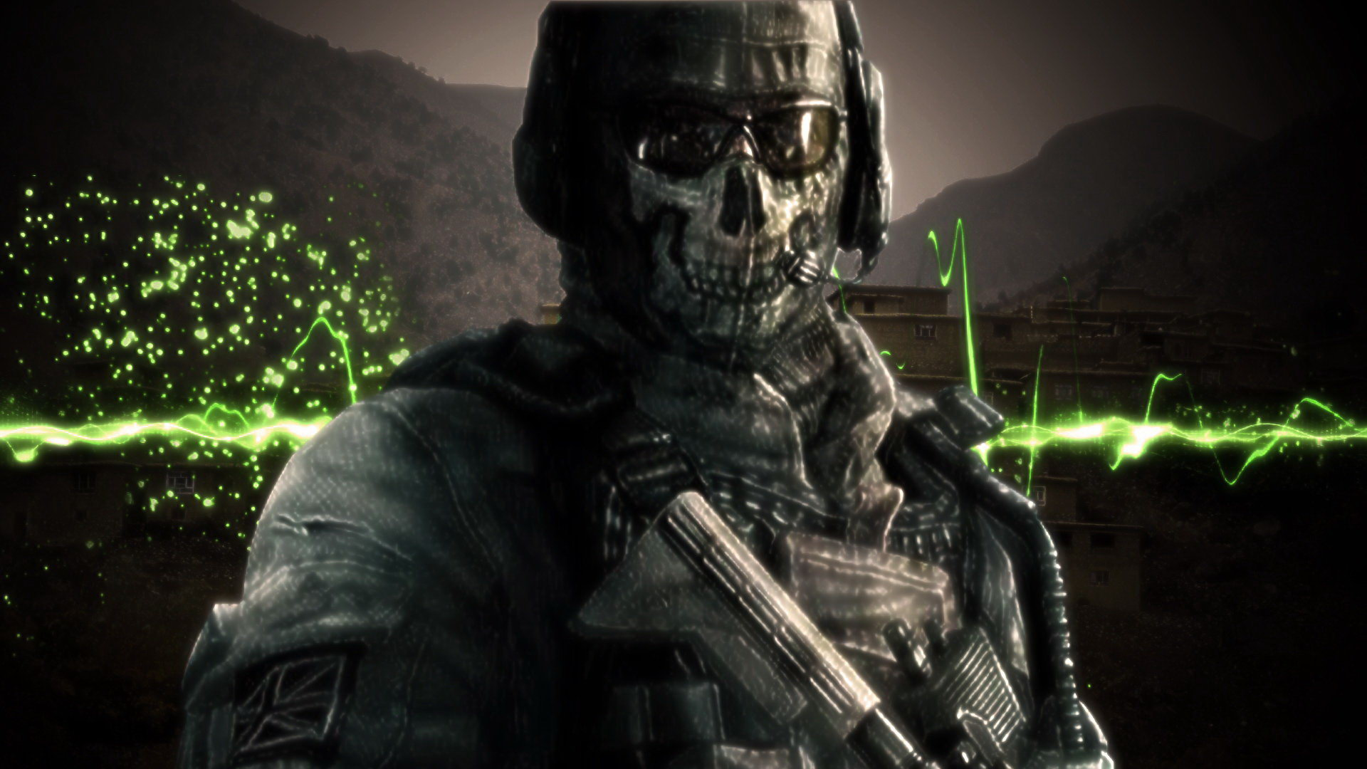 call of duty ghosts free wallpaper - HD Desktop Wallpapers ...