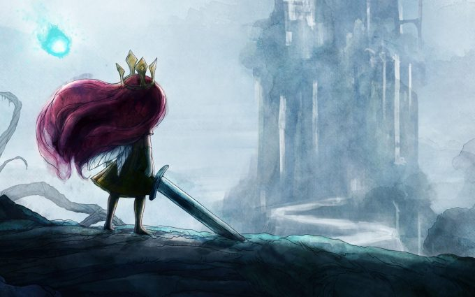child of light backgrounds