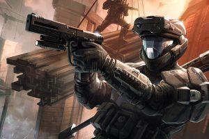 computer games background
