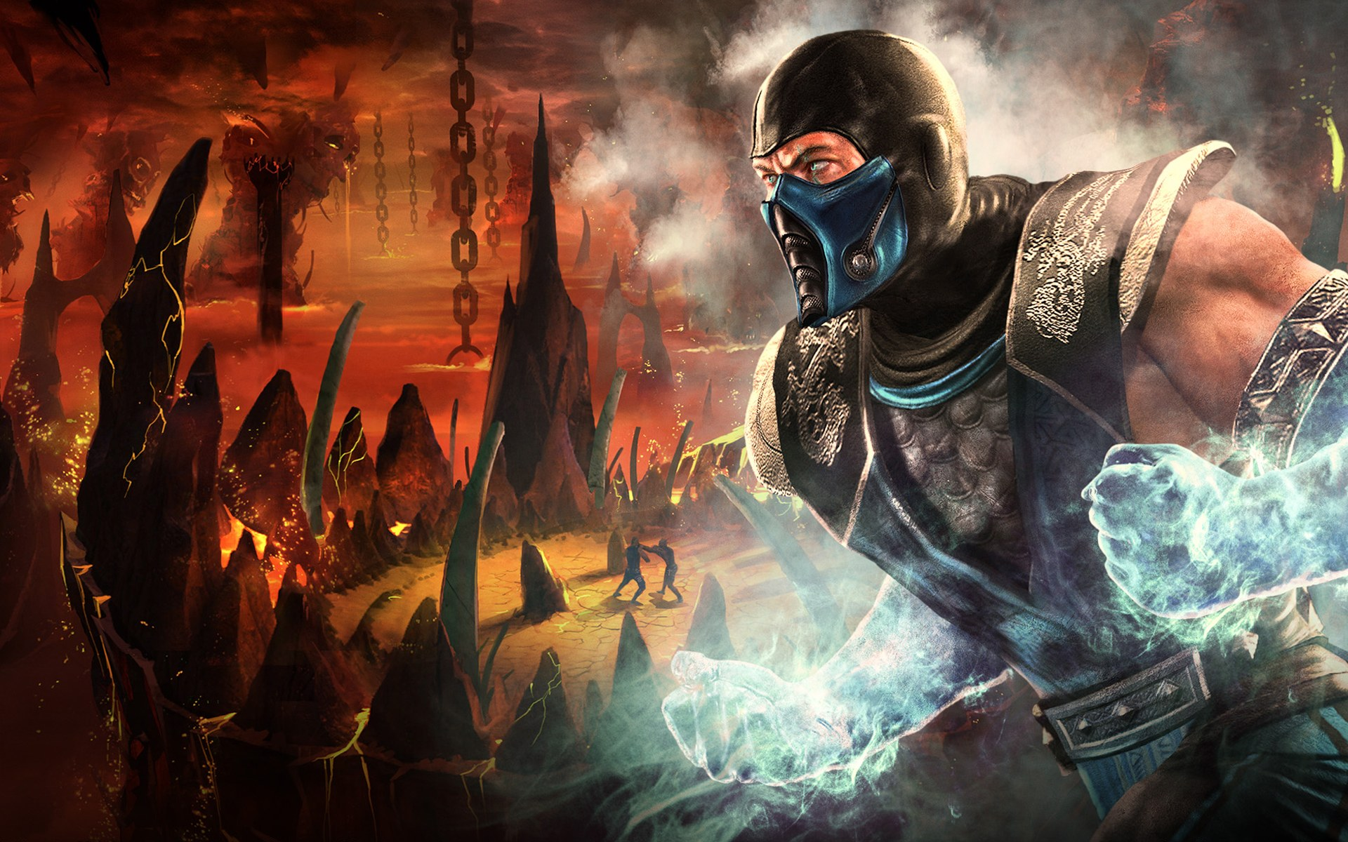 cool mortal kombat pictures
