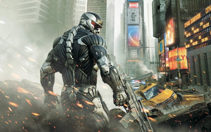 crysis 2 wallpaper desktop
