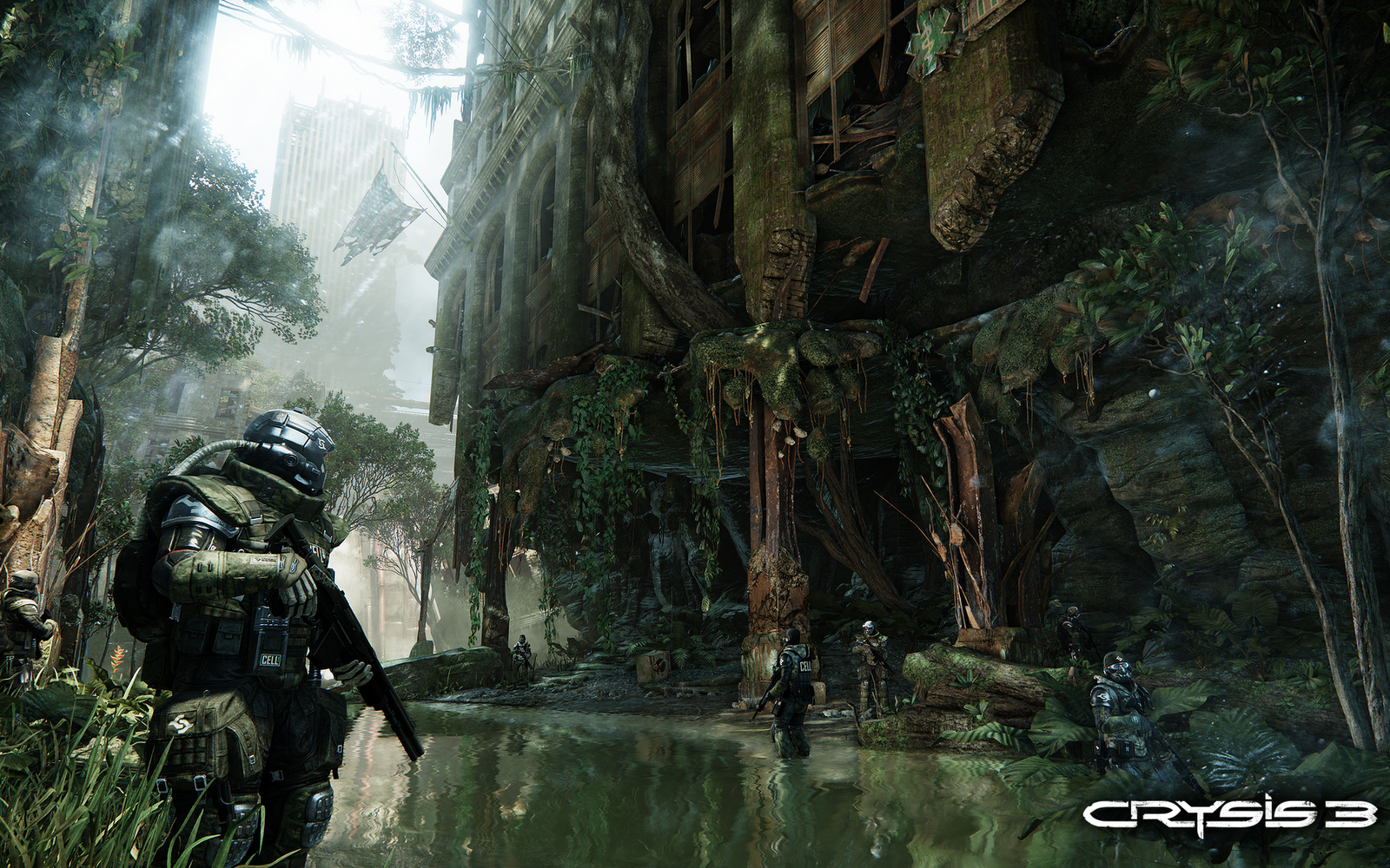 Crysis 3 2013 Video Game 4k Hd Desktop Wallpaper For 4k: Crysis 3 Pictures - HD Desktop Wallpapers