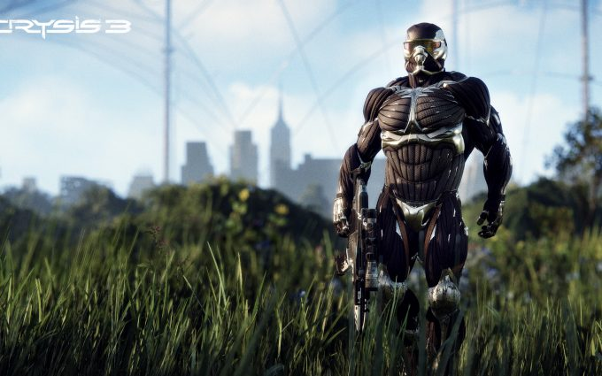 crysis 3 wallpaper A2