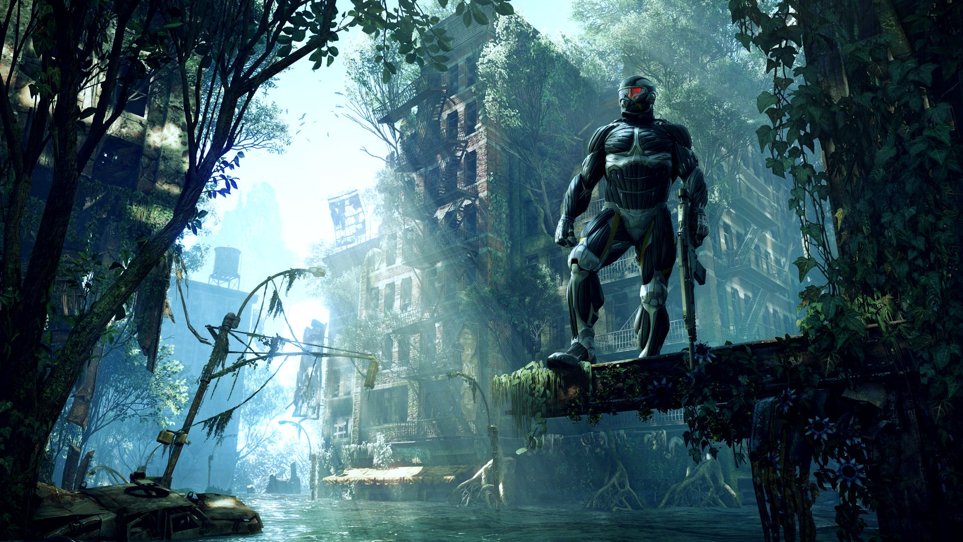 crysis 3 wallpaper A4