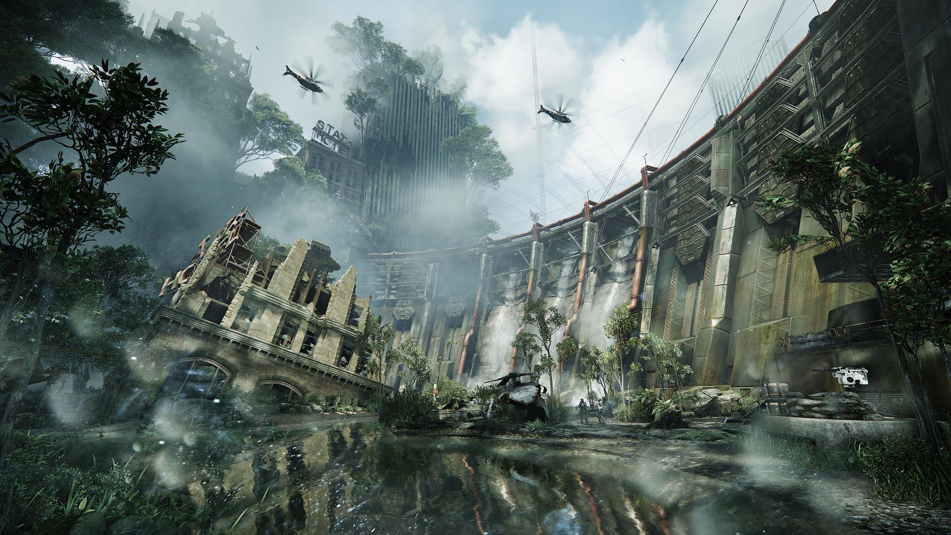 crysis 3 wallpaper hd