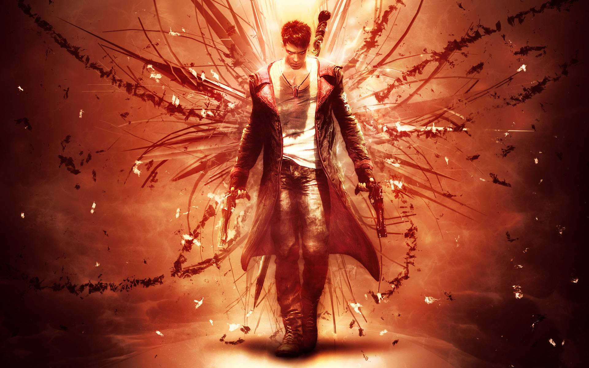 dante devil may cry wallpaper