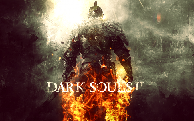 dark souls 2 wallpaper A1