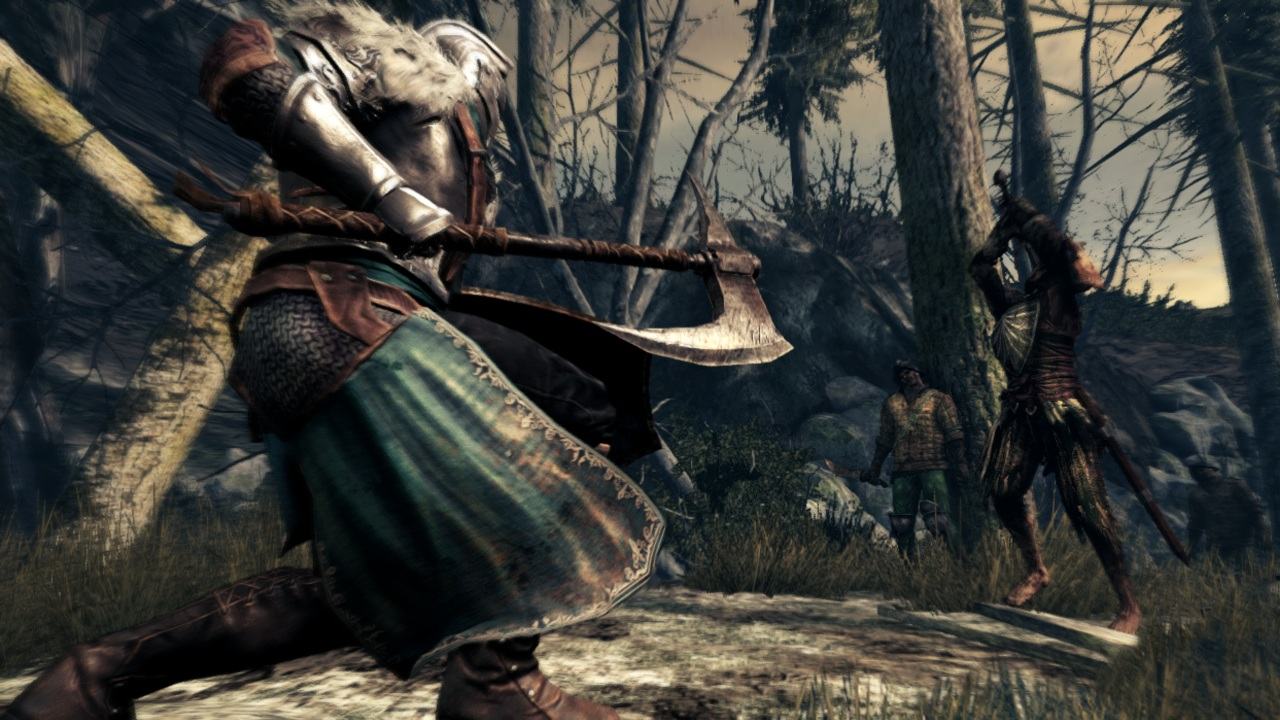 dark souls 2 wallpaper A4