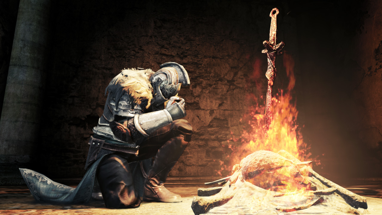 dark souls wallpaper A1