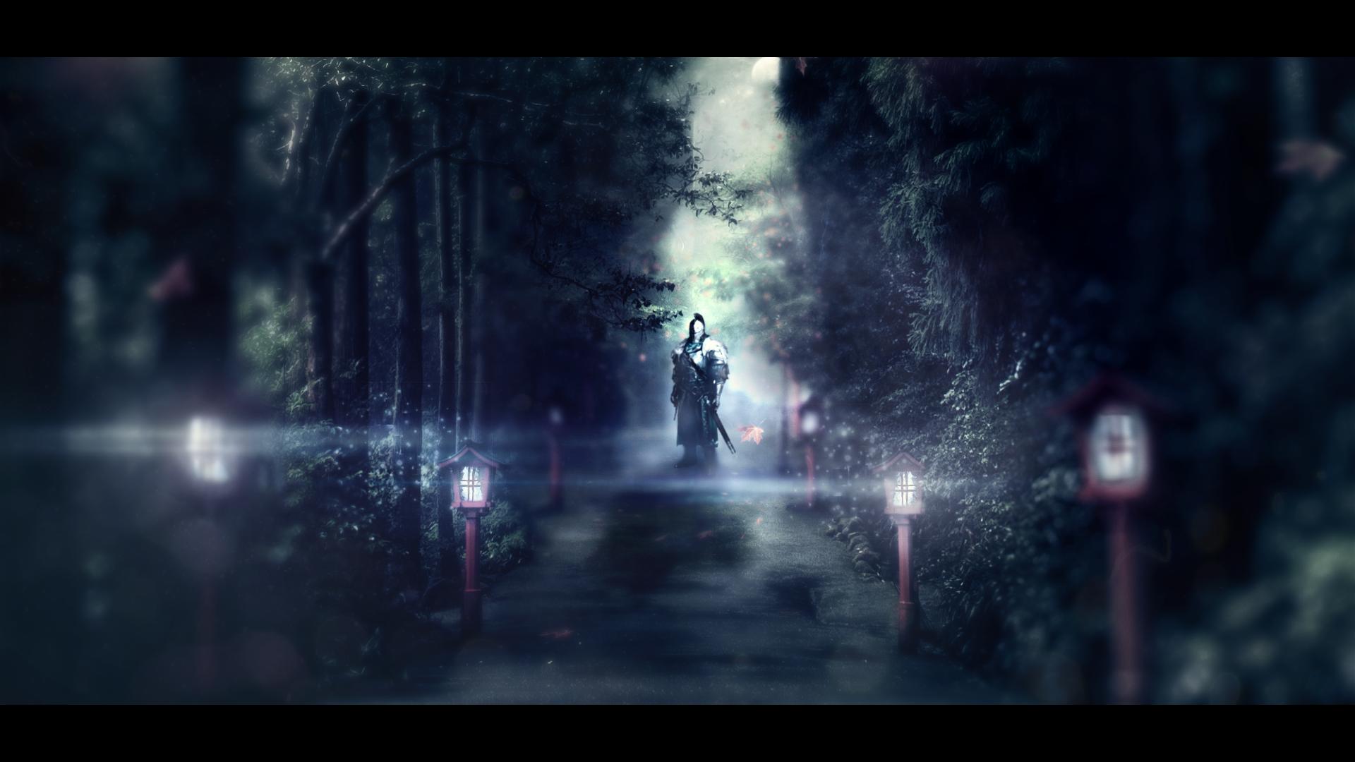 Dark Souls Wallpaper A4