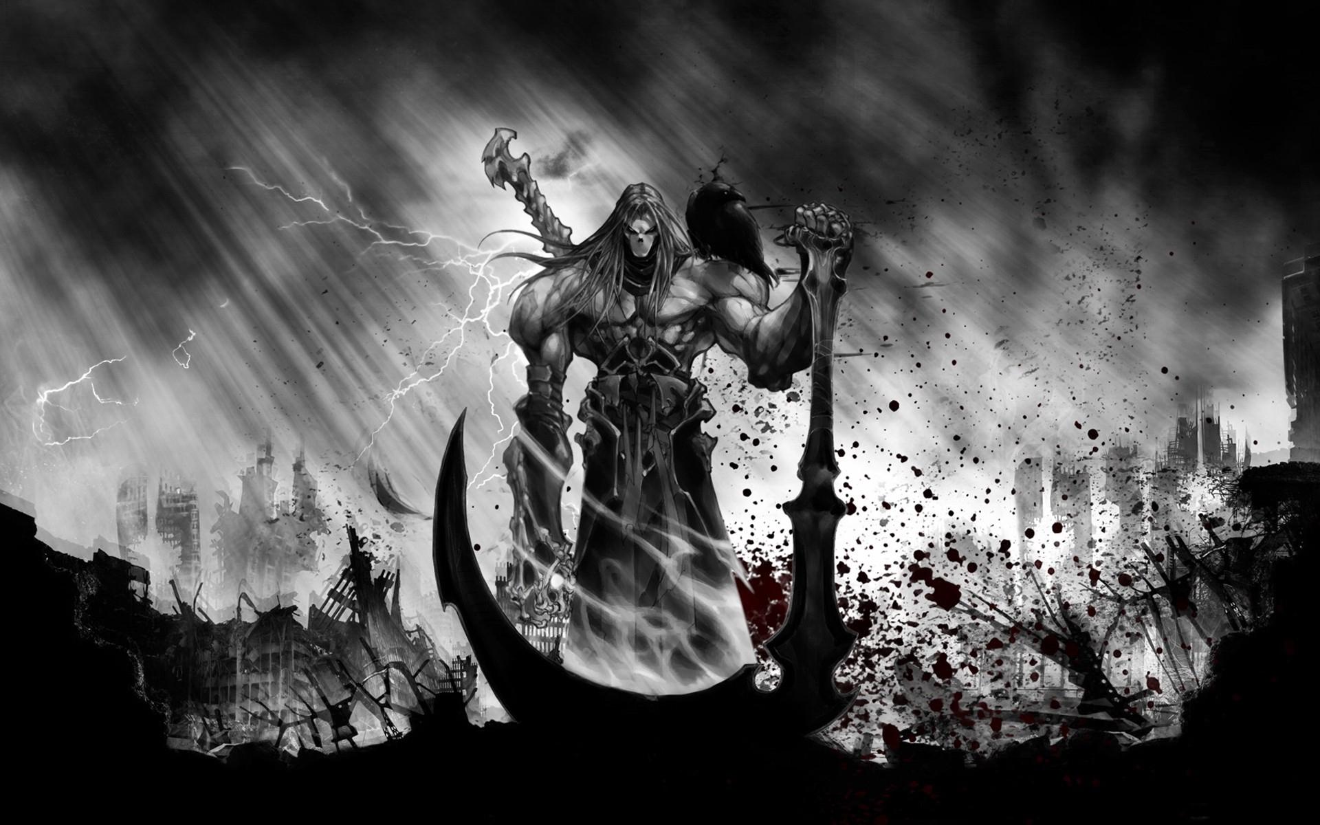 darksiders ii scythe