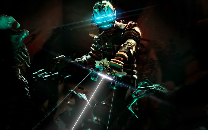 dead space 3 A4